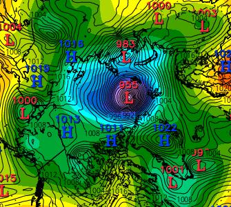 CMC Arctic Megacyclone