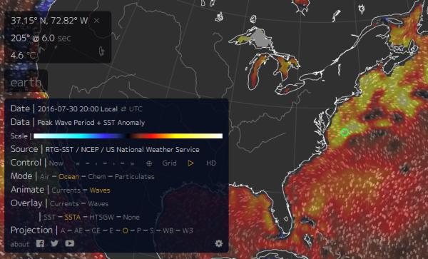 Extreme Ocean Heat 2