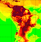 High Surface Methane Amazon August 4