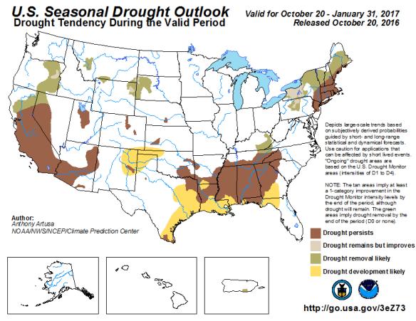 California Drought To Enter 6th Year, Colorado River States Struggle