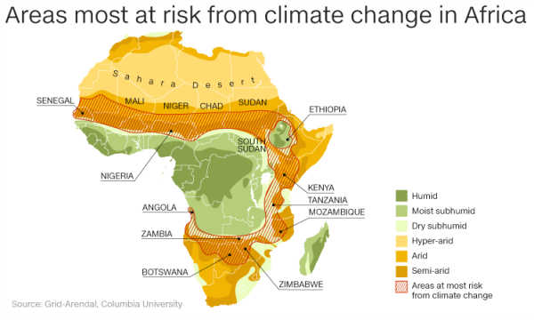 africa-areas-most-vulnerable-to-climate-change