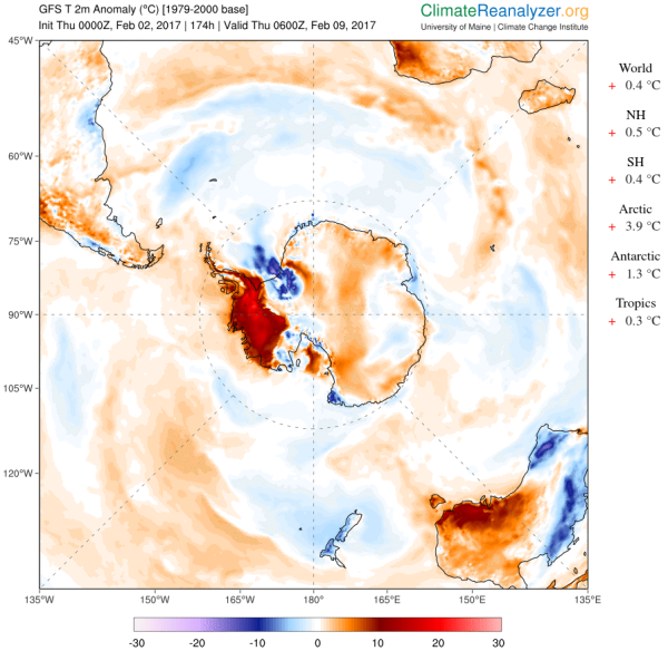 antarctic-warmth