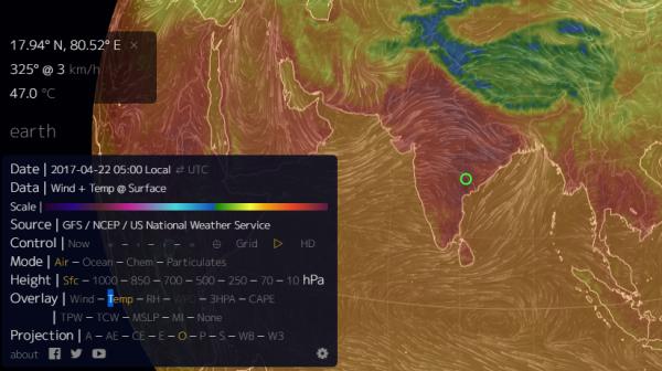 India drought  robertscribbler