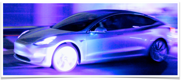 Fossil Fuel Based Auto Industry Faces Alien Invasion