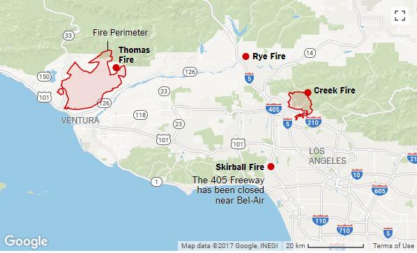Wildfires Robertscribbler - Us wildfires google map