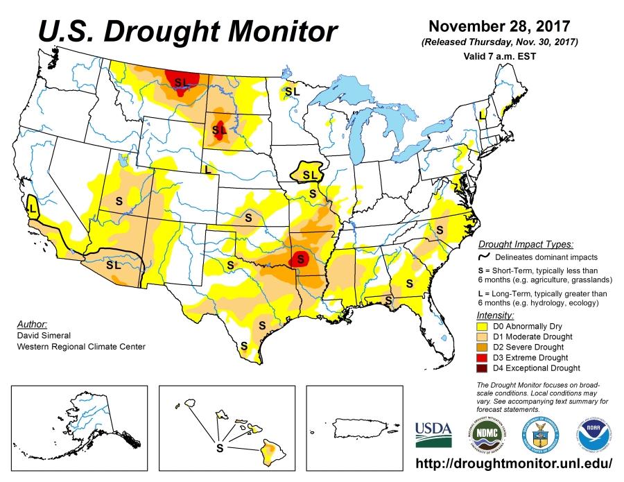 U.S. Drought 2 | robertscribbler
