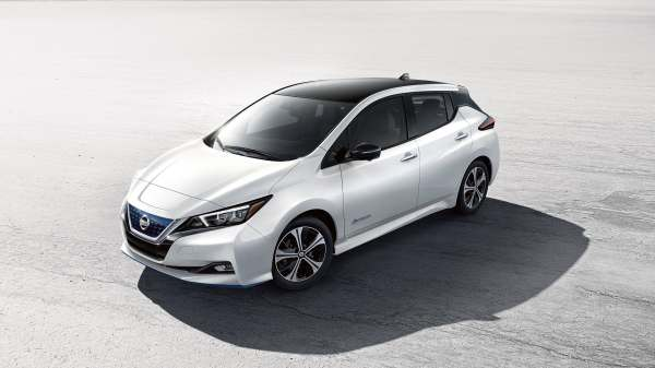 Nissan Leaf Long Range
